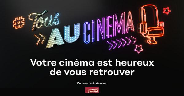 Réouverture des cinémas